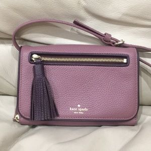 Kate Spade Tassel Crossbody Purse Bag